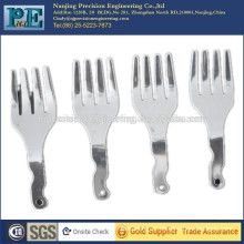 China factory make to order small stainless steel laser cutting forks