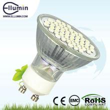 led gu10 dimmable led light spotlight 3w