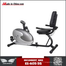 Indoor Home Use Fitness Exercise Flywheel Magnetic Recumbent Bike