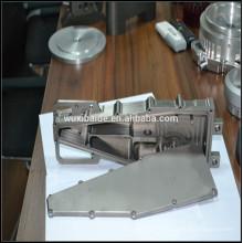 Fabrication CNC usinage pièces / composants en titane, pièces en titane service d'usinage cnc Fabricant