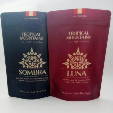 Kraft Paper Stand Up Pouch Torba do drukowania