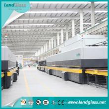 Máquina de endurecimento horizontal de vidro para construção aprovada pela Landglass CE