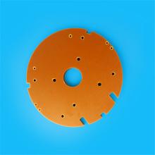 Оранжевый изоляции бакелит электрические компоненты