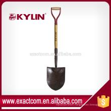 Forged Round Point Steel Shovel Price