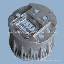 Carcaça de alumínio do diodo emissor de luz da carcaça, tampa da lâmpada do diodo emissor de luz