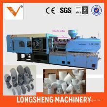Máquina de accesorios de tubería de plástico 300ton