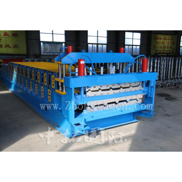 Automatik Double Layer Floor Deck Roll Forming Machine