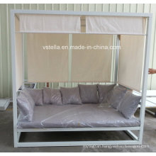 All Weather Aluminum Garden Outdoor Daybed
