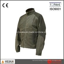 Workwear Knitted Micro Polar Fleec Jacket