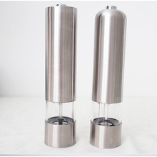 High Quality Stainless Steel Electric Pepper Grinder