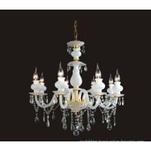 Apartment Decorative Crystal Glass Chandelier (W6003-8)