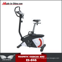 Indoor Upright Magnetic Bike with Flywheel (ES-846)