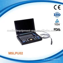 Appareil d'ultrasons pour ordinateur portable complet MSLPU02-M