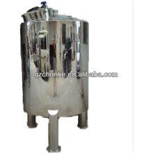 Precio del tanque de agua del acero inoxidable 304 para el tratamiento de aguas y la planta de la purificación del agua