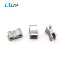 Good quality customized close End  insertion pin box 5# bag accessory zipper slider and puller zipper slider zipper stopper