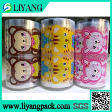 Three Animal Cartoon Character, Heat Transfer Film