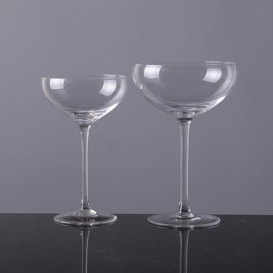 Br 9046crystal Coupe Champagne Glasses