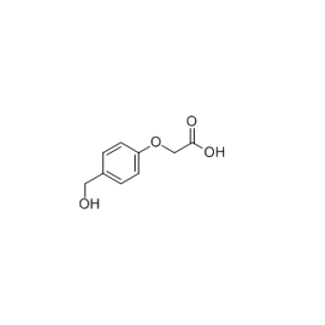 4-(Hydroxymethyl)Phenoxyacetic Acid CAS 68858-21-9