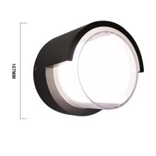 Runde Form LED Wandleuchte Outdoor wasserdicht 7W