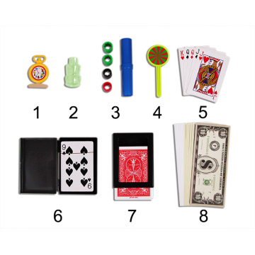Verschwindende Magic Tricks Kit für Kinder