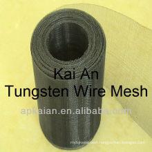 anping tungsten plain woven wire mesh belt