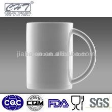 Heißer Verkauf feiner Knochenporzellan kundenspezifische Kaffeetassen Schalenbecher