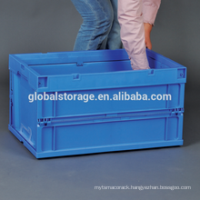 Logistic industry of collapsible container
