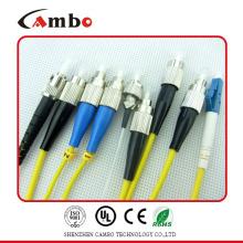 SC LC ST FC MU MTRJ MPO E2000 SMA connector e2000 fiber optic connector