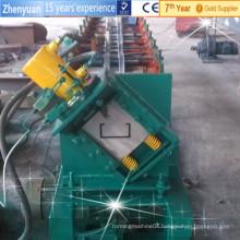 c profile roll forming machine'steel purline roll forming machine