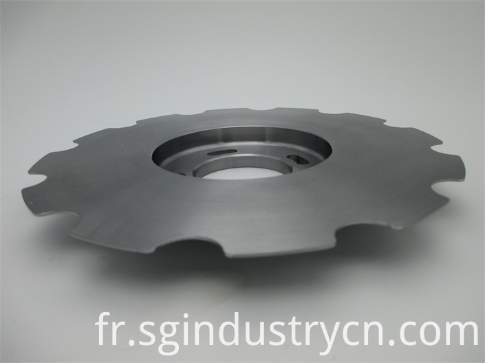 Sus303 Oem Precision Machining