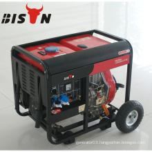 BISON CHIAN Self Start 4 Stroke Electric Start 5000 Watt Generator