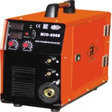 Две функции: высокоомный IGBT инверторный сварочный аппарат MIG (MIG-140S / 160S)