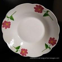 Bulk-Keramik-Teller, chinesische Teller, Suppenteller