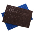 Modificado para requisitos particulares impresa Hotel Welcome Mat