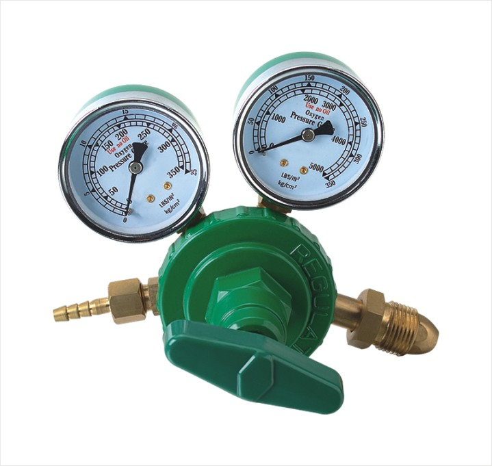 YMT Type Single Gauge Propane Gas Regulator