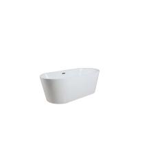 Bañera hermosa Baño de acrílico puro