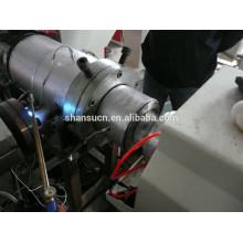 bom desempenho alta effciency linha de extrusão de tubos PE