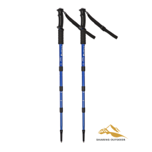 55-110cm Adjustable Anti-shock Trekking Poles