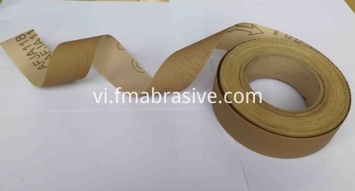 Super Flexible Abrasive Cloth