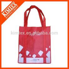 Wholesale cheap non woven shopping bags with logo