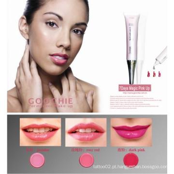 Brilho labial rosa mágico 7 dias