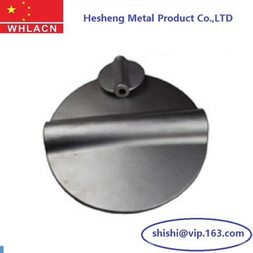 Stainless Steel Lost Wax Casting Butterfly Solenoid Valve