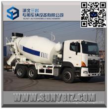 10 M3 Hino 700 Cement Mixer Truck