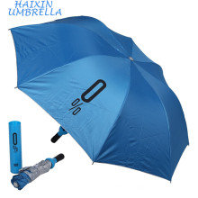 Good Quality Advertisement Cheap 0% Wine Bottle Shape Umbrella Deco for Promotion