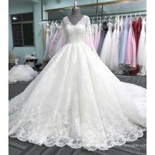 Ivory wedding dress bridal gown WT408