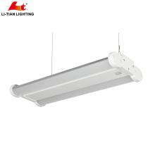 Novo design EUA etl levou pingente de luz 100 w com cabo de montagem led alta bay light sensor de 200 w