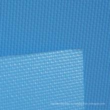 ПВХ покрытием стеклоткани окна занавес ткани
