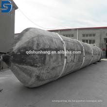 Pontones de goma flotantes de goma natural antienvejecedores durables hechos en China