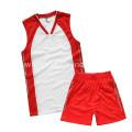 desgaste del baloncesto estilo nuevo en blanco con la temporada de calor de diseño para hombres