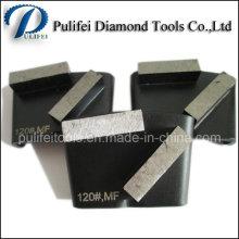 Diamond Grinding Polishing Pad Metal Bond HTC Grinding Pad